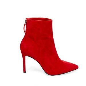 Steve Madden Red Boots (Carie)