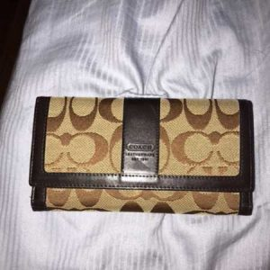 Coach Women's Wallet