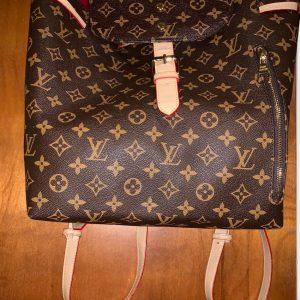 Louis Vuitton Womens Backpack